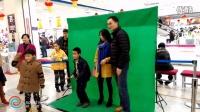 泰国旅游摄影展-绿背抠图大屏互动-锦华伊藤【EPOCHING】