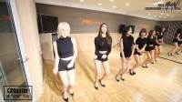 [GMaster]长腿女团AOA练习室练舞 - 轻轻《사뿐사뿐》