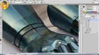 如何画材质03《材质贴图方法与微特效制作》
