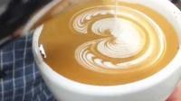 韩国咖啡师barista_dash最新咖啡拉花视频