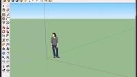 VRay for Sketchup 教程 Ma5老师主讲 灯光篇 15-聚光灯-2