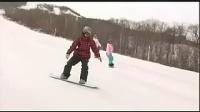 单板滑雪教程【落叶飘】