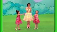 PPS-幼儿舞蹈-奥尔夫音乐律动-《四季歌》中班