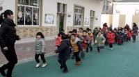 宝应机关二幼2015年元月20日跑步活动图片集