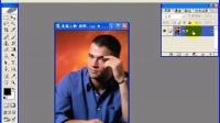 ps数码照片处理大全-实例5 物素描ps