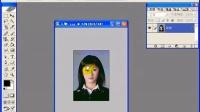 PS数码照片处理大全-实例4 证件照片-1ps