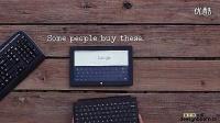 手掌上的空气蓝牙键盘_数码配件-手机配件_标清