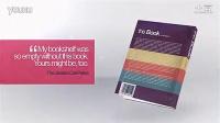 854 电子书籍营销展示AE模板
