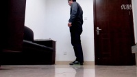 2015.1.26日;10分钟办公室健身训练(腿部)