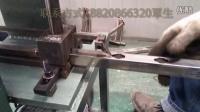 不锈钢管液压冲孔机模具,门花成型冲孔,不锈钢桌子椅子打孔