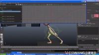 MAYA动画培训-跑步动画练习