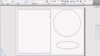 2010cad教程自学教程 在布局中绘制视图并添加注释
