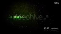 机器AE模版下载-非常漂亮大气的光效片头字幕