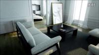 设计师用虚幻引擎4设计出逼真的室内3D环境