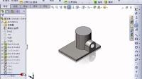 Solidworks 三维设计02-3-选择和取消选择