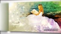 机器AE模版下载-婚礼相册翻页效果展示