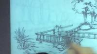 植物手绘,景观植物手绘