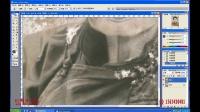 老照片修复教程(实战篇)20超破老太照片修复(2)