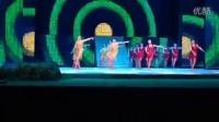 力博拉丁舞队2015年汉中新春晚会表演