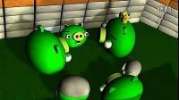 【搞笑动画】愤怒的小鸟之饥饿的小猪Angry Birds _标清