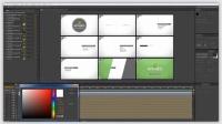 手机程序APP推广视频动画AE模板_218