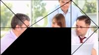 醉清风会声会影X6模板 小清新简洁商务人士宣传企业片头