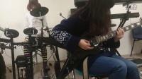 夜明けの流星群-SCANDAL 架子鼓+吉他翻弹