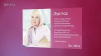 AE模板编号-3128 妇女节人物介绍模板