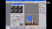 【宜居德】实例精讲72(平面镜贴图)-3Dmax教程高清