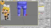 "3Dmax实例操作教程01《手把手教你做只""镜音""》3DMAX教程 3dmax基础"