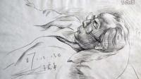 【油画名家推荐-中国民俗画家-故宫油画家-萧鹏-中华艺术平台-全球艺术家编码-888】人物习作之九(静态)29