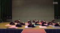 汉沽幼儿舞蹈班考级视频(三级第一组)