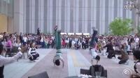 フラッシュモブ 创意求婚 Charice 「Louder」 JR大阪车站 东方汇理广场 Flash Mob Surprise Proposal