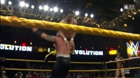 WWE NXT TakeOver R Evolution 精彩看点60秒