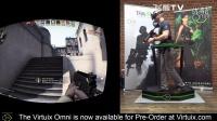 动起来!全套VR虚拟设备玩CSGO