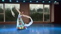 独舞《卓玛》藏族女子舞蹈 表演:苑郦 中央民族大学 - 民族舞蹈视频 - 下载_3