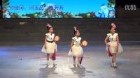 """视频: 南阳电视台少儿春晚节目精选 三弦书""""看瓜"""" 夕霞乐录制"""