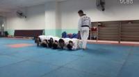 徐正阳,跆拳道特级