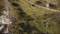 情人节:山地车夫妇新西兰皇后镇Singletrack山地越野