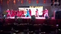 旺旺集团泉州厂部门主管表演的旺旺神拳