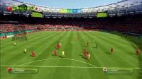 X360《FIFA2014巴西世界杯汉化版》中国V日本