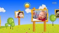 AE模板2050 快乐儿童节AE模板