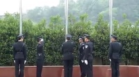视频: 贵州威盾保安有限公司直属二大队保安员风采(企业?贵州九号铺