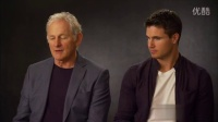 "The Flash 宣传片:""火风暴""(Victor Garber、Robbie Amell)"