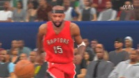 NBA 2K15 - Zach LaVine vs Vince Carter