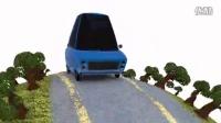 maya汽车绑定动画