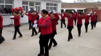 激情广场舞河北省高碑店市张六庄乡蔺庄村舞蹈队 视频2