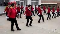 激情广场舞河北省高碑店市张六庄乡蔺庄村舞蹈队 视频4