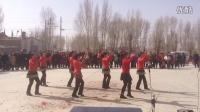 甘肃省高台县罗城乡侯庄村三社广场舞。。