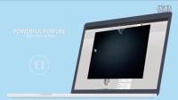 AE模板编号-3194 网站介绍广告模板